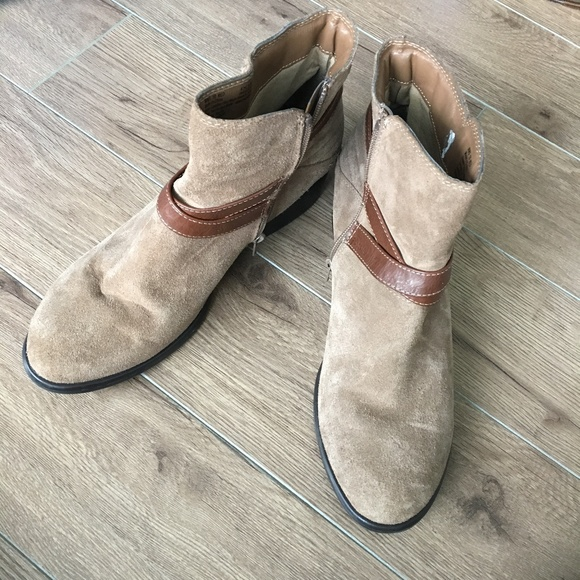 593aa80326f Sonoma Shoes | Goods For Life Bette Womens Ankle Boots | Poshmark